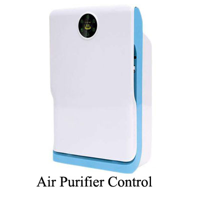 air purifier control switch factory