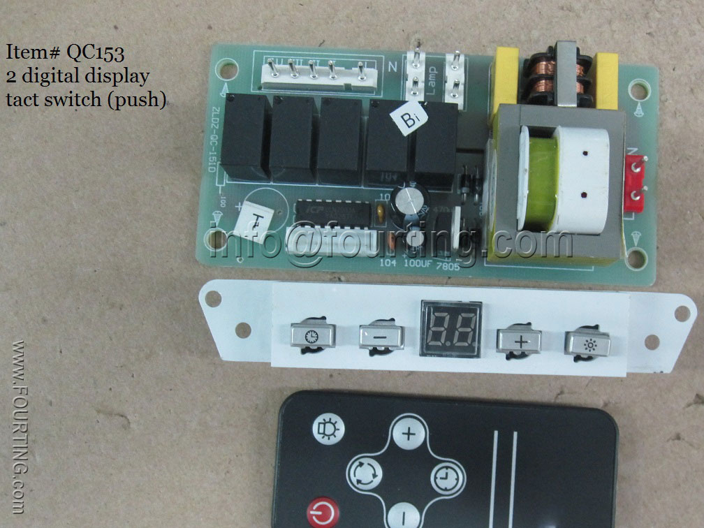range hoods control switch system for kitchen cooker hoods