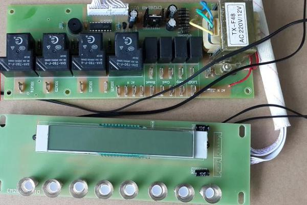 Fourting Electronic Control Switch